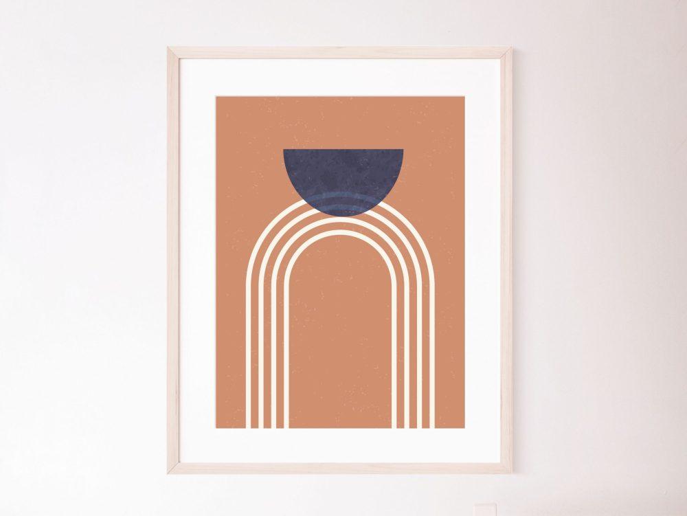 Set of 3 Printable Abstract Art
