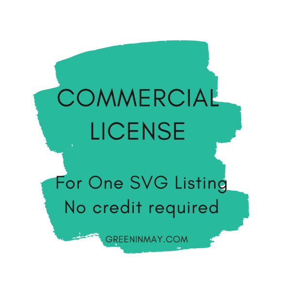 Extended license for commercial use of SVG
