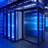 Facebook - Open Compute - data center - baies