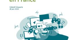 iNum - impacts environnementaux numérique france - cover