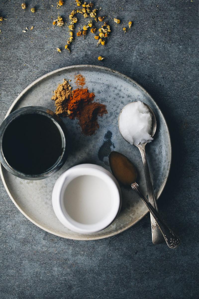 Green Kitchen Stories » Chamomile & Turmeric Evening Tea