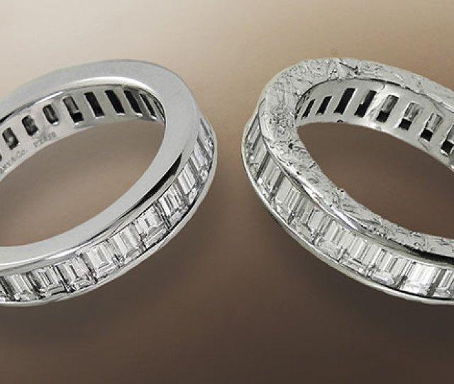 An Eternity Rings Life Cut Short Jewelry Repair