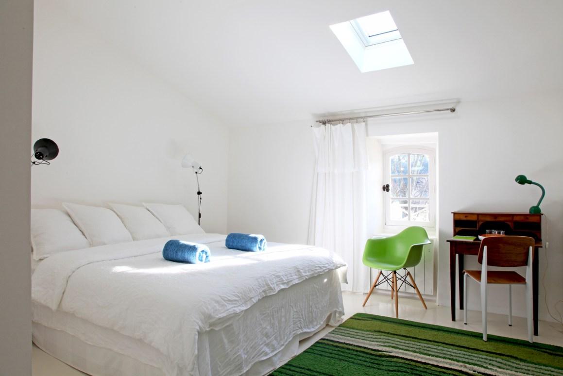 Chambre, Maison Collongue, Luberon