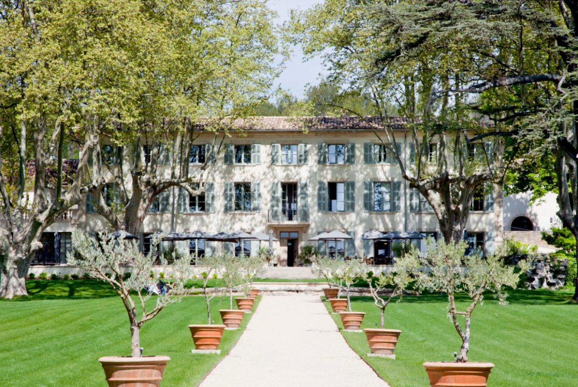 Le Domaine de Fontenille, dans le Luberon