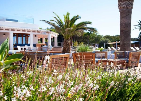 La terrasse. © Gecko Hôtel & Beach Club