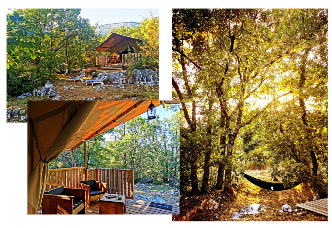 Lodge du Berlandou, Escragnolles. © Elodie Rothan