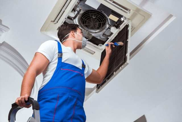 AC Repair & Air Duct Cleaning