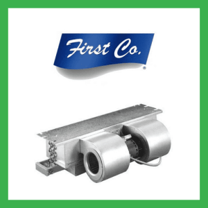 First Company Fan Coil (Uncased Air Handler) Category Image