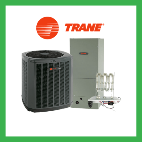 Trane Electric HVAC Systems Category Image