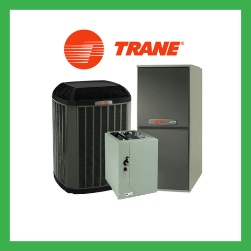 Trane Gas Systems Category Image