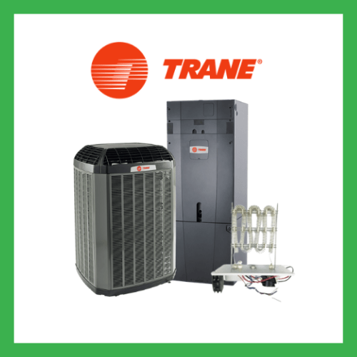 Trane Heat Pump Systems Category Image