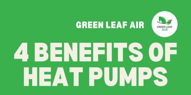 4 Benefits of Heat Pumps
