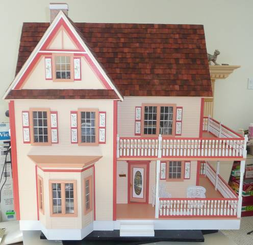 Finally Finished Victorias Farmhouse Real Good Toys