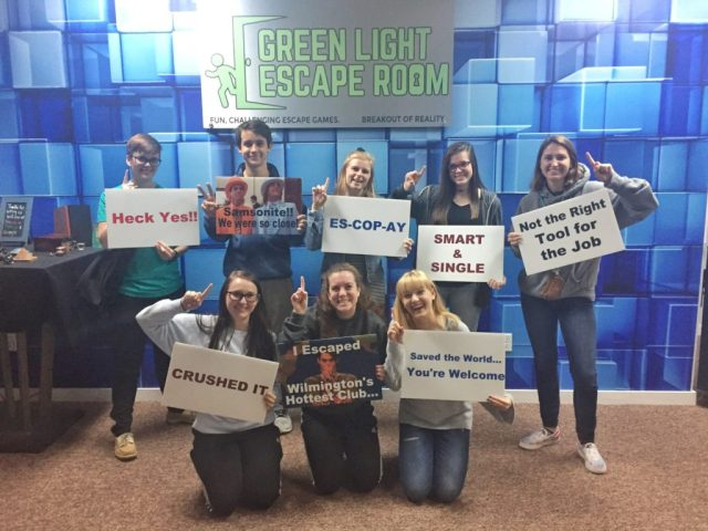 Private booking escape room in Wilmington nc downtown