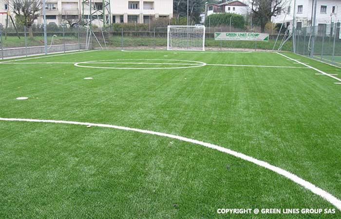 Green Lines Group: realizzazione di campi da calcetto