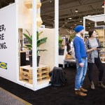 IKEA exhibits at the 2017 Green Living Show
