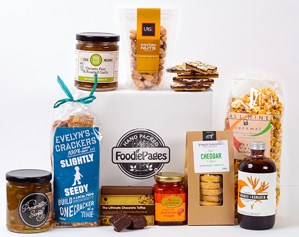 Foodie Box from FoodiePages