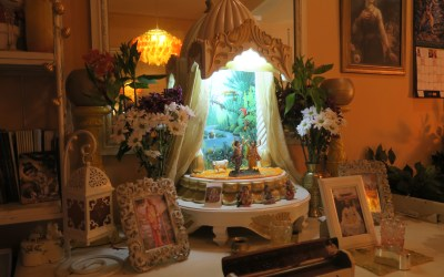 Guaranga Transcendental: a Hare Krishna restaurant with vegetarian love ♥