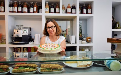 Happy Life with Sopa: An Eco Restaurant, Market and Jewelry Shop