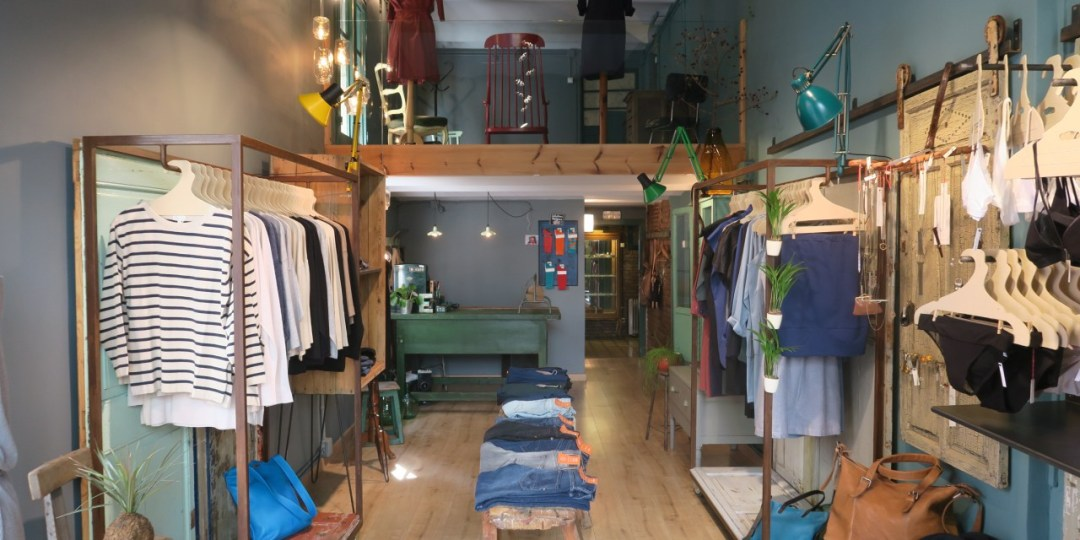 Sustainable fashion tour Barcelona in the Gracia district- GreenLifeStyle Barcelona