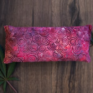 pink cosmo eye pillow