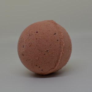 rose gold bath bomb