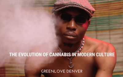 The Evolution of Cannabis in Modern Culture
