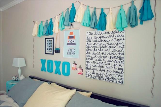 Bedroom Decorations Diy Decor Ideas Best 2017 Style