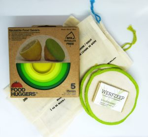 Zero waste cadeauset