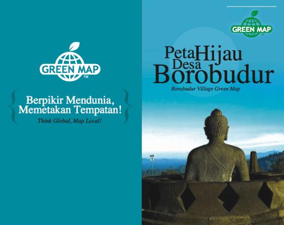 Borobudur Village Green Map