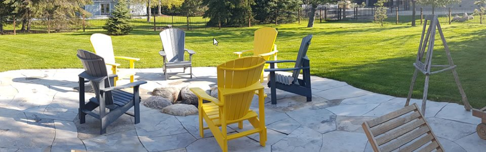 Beautiful local stone - Upgrade your outdoor spaces