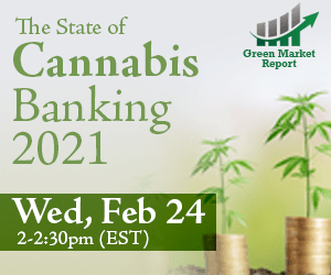 The State of Cannabis Banking 2021