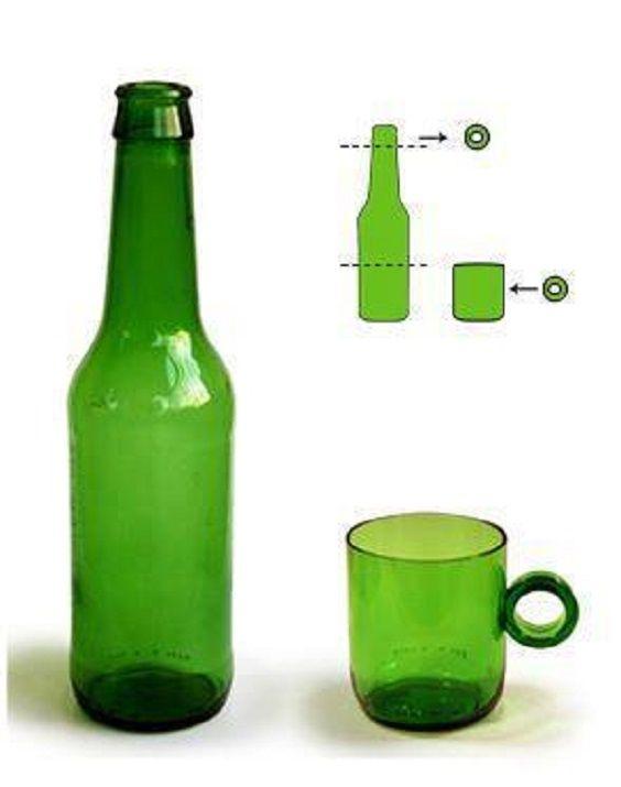 Come Tagliare La Bottiglia Di Vetro Con Un Filo In 10 Mosse
