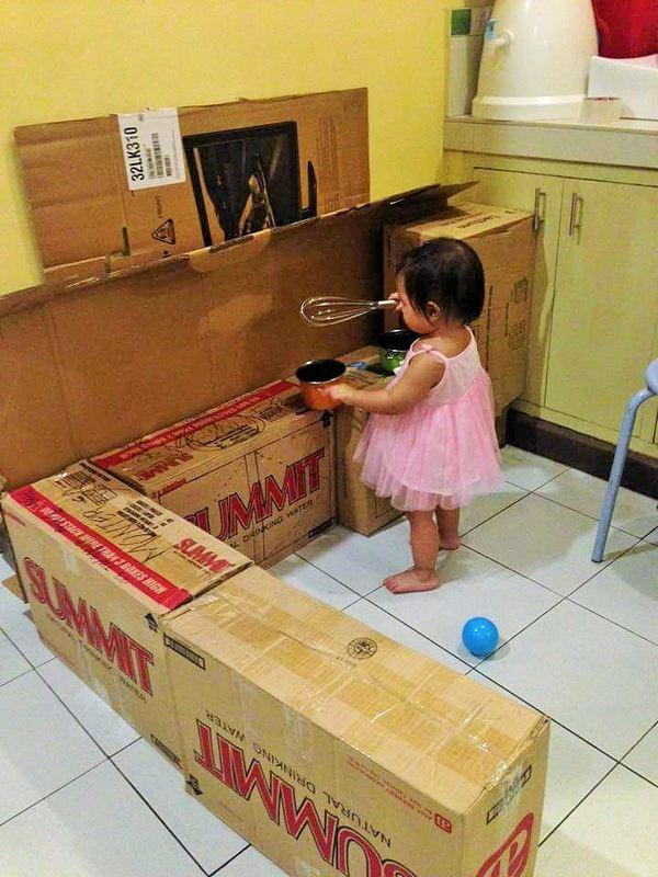 Come Creare Una Cucina Fai Da Te Per Far Giocare I Bambini