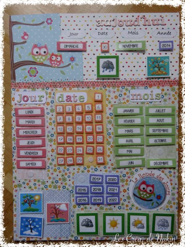 Calendari Fai Da Te Per Insegnare Ai Bambini Lo Scorrere Del