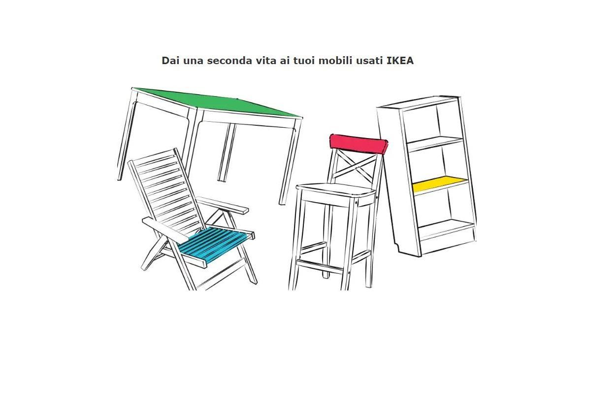 Per qualsiasi informazione contattaci ai seguenti recapiti: Mobili Usati Di Ikea Riportateli In Negozio Il Servizio Arriva Anche In Italia Greenme