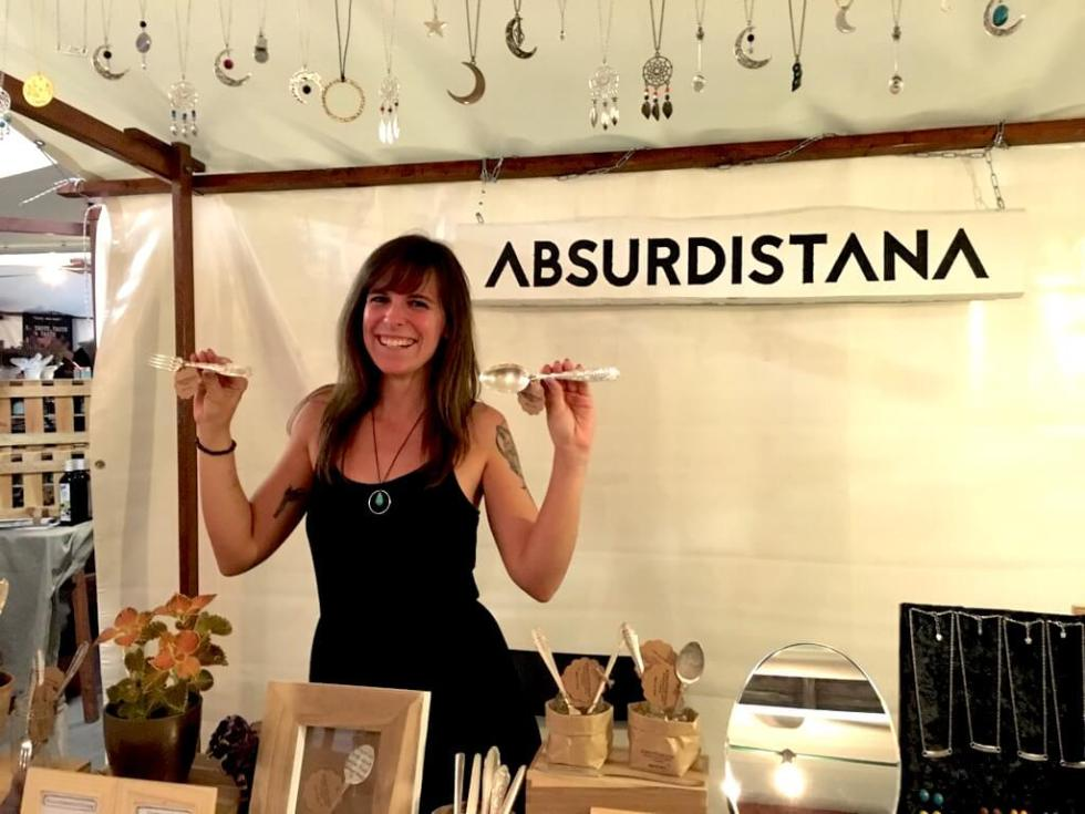 The Green Market Berlin - Absurdistana - Upcycling & Handicrafts