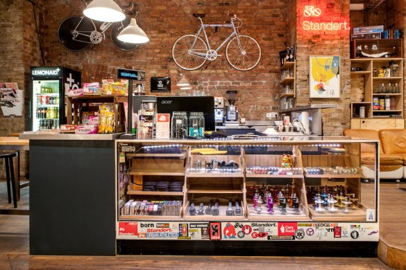 Standert Store, photo: Standert Bicycles 05