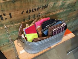 Podcast - Upcycling Fashion Store Berlin / Wallets