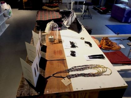 Podcast - Upcycling Fashion Store Berlin / Accessories