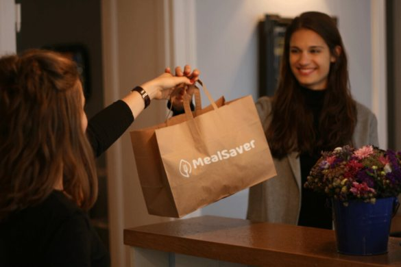 MealSaver - Purchase   GreenMe Berlin Podcast