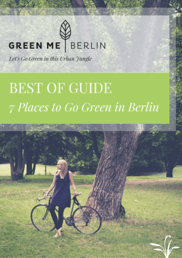 Green Berlin Travel Guide   Cover