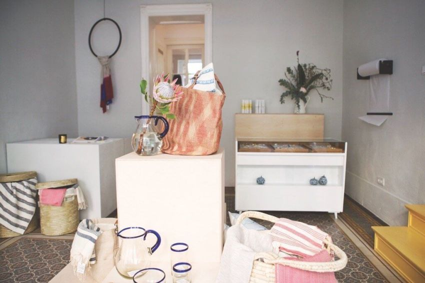 FOLKDAYS Store, photo: Zoe Spawton | GreenMe Berlin Podcast