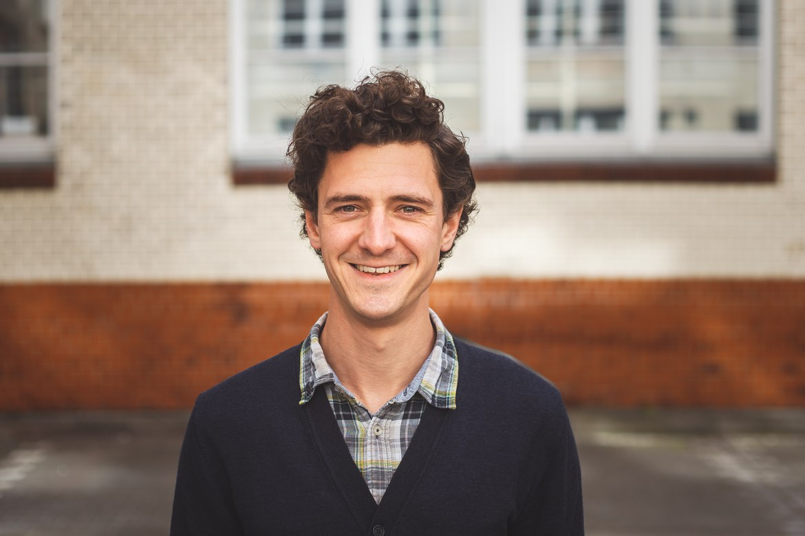 Coffee Circle founder Martin Elwert   GreenMe Berlin podcast