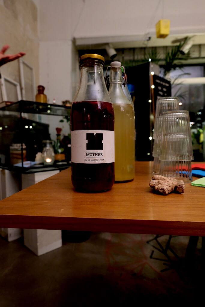 Edible Alchemy, Alexis second business Mother Kombucha | GreenMe Berlin Podcast Ep15