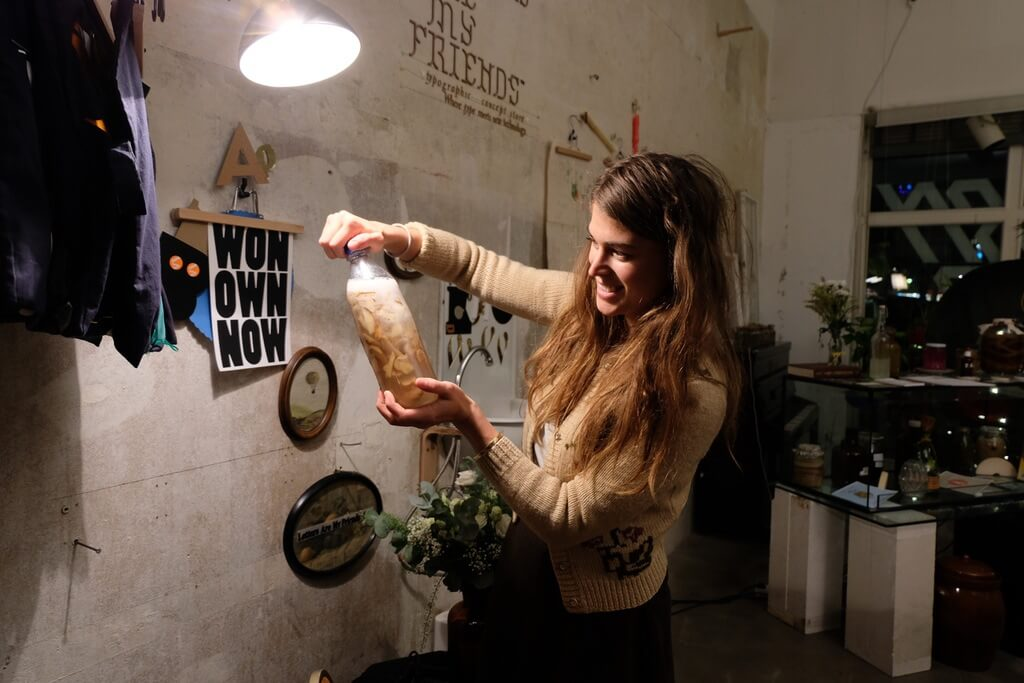 Edible Alchemy, fermented ginger beer | GreenMe Berlin Podcast Ep15