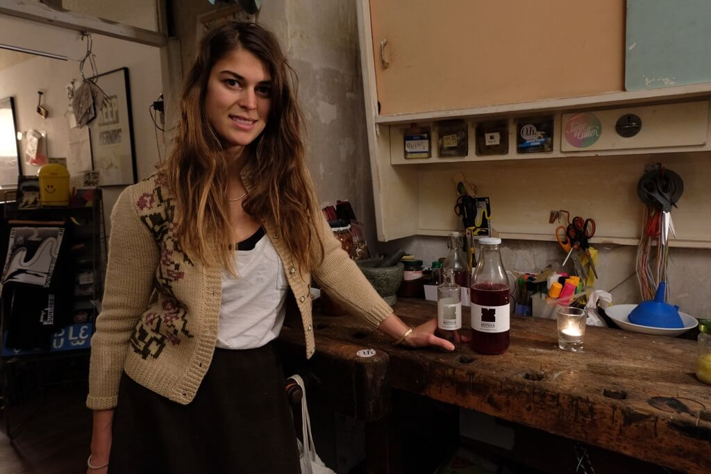 Edible Alchemy, founder Alexis Goertz with her kombucha brand Mother Kombucha | GreenMe Berlin Podcast Ep15