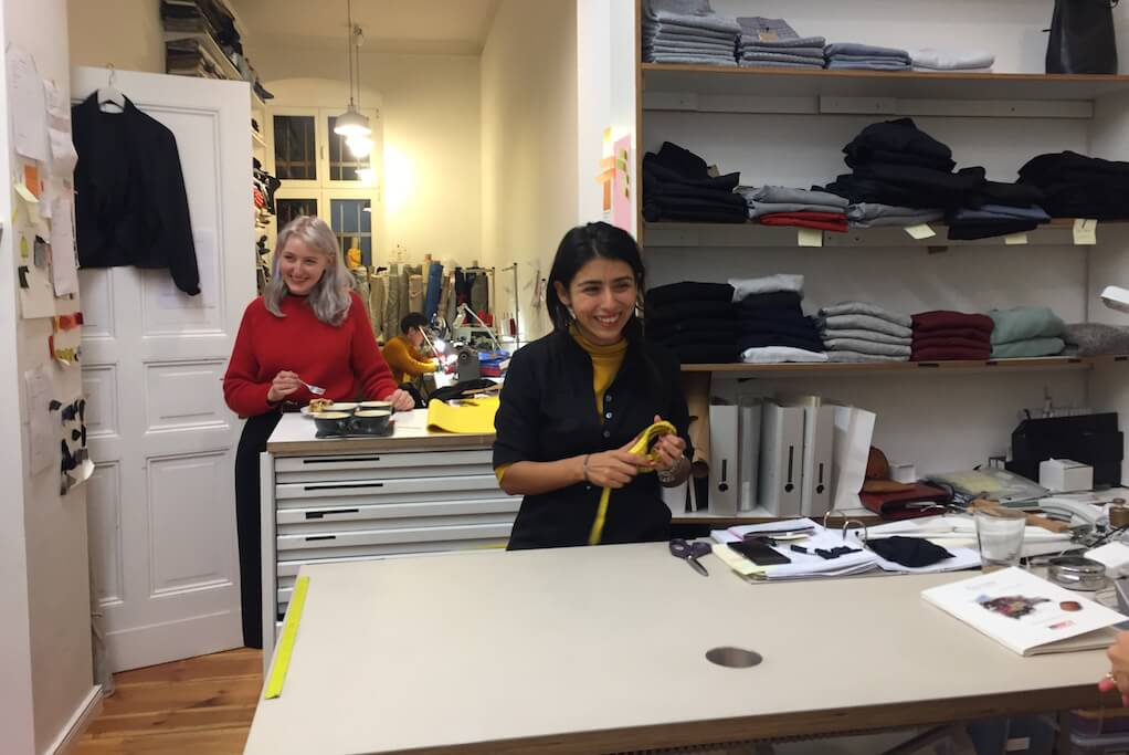 Corvera Vargas, Neukölln, Ethical Fashion Berlin | GreenMe Berlin