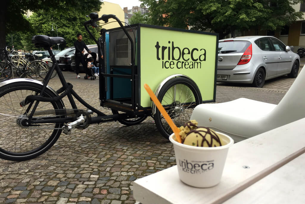 Tribeca Ice Cream | GreenMe Berlin