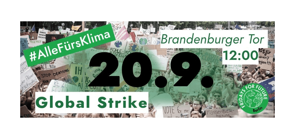 Global Strike | GreenMe Events